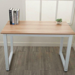 Modern Simple Design Home Office Desk Computador Tabela De Madeira Desktop Study Escrita