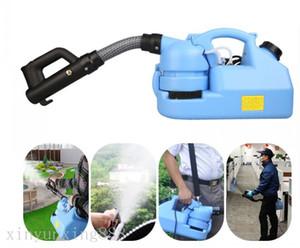 110V 220V Electric ULV Sprayer Mosquito Fogging Machine Intelligent Atomizer Ultra Low Capacity Fogger Disinfection Sprayer