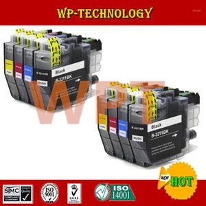 Compatible ink cartridge For Brother LC3211 suit For Brother -J772DW -J774DW MFC-J890DW MFC-J895DW printer full ink1