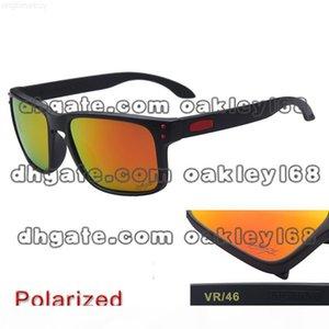 الاستقطاب والنظارات الشمسية 9012 2019 امرأة ماركة رجل مع التوقيع VR46 الرجال النساء الرياضة الدراجات النظارات حزمة كاملة