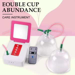 High quality Vacuum Therapy Breast Enhancer Buttock Enlargement beauty instrument Breasts care vacuum massage machine for sale