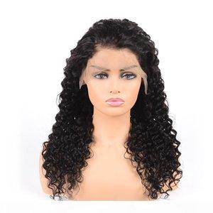 360 Кружева Frontal Wig Water Wave My My 360 Кружева Фронт Человеческие Волос Парики для Черных Женщин Бразильский Парик Парик Парик Swies