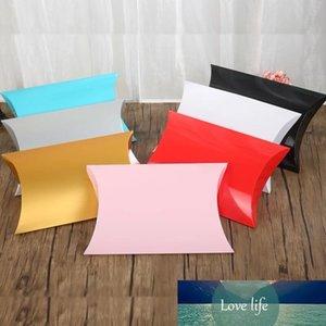 20 stücke 36 * 21 * 6 cm große kissen papierkasten unterwäsche schals verpackung box schmuck geschenk papierkiste