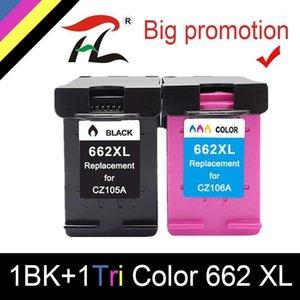 HTL Compatible for 662 662XL Ink Cartridge for Deskjet 1015 1515 2515 2545 2645 3545 4510 4515 4516 4518 Printer1