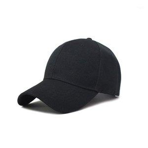 Caps de bola 9 cor 2021 boné de esportes de beisebol masculino homens ny maré feminino curvado sólido casual chapéu de golfe coreano sol coreano para menino1