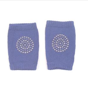 Baby Knee Pads antiscivolo bambini sorriso ginocchiere neonato strisciando gomito gambo gamba calda per bambini sicurezza ginocchiale ragazzi ragazze calze ppd3750