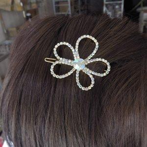2020 Yeni Gelin Hairpin kadın Erik Çiçeği Kurbağa Klip Su Matkap Headdress Karışık Toplu
