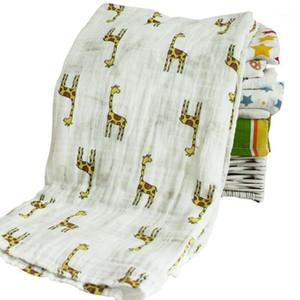 High Quality Autumn Newborn Baby Blanket Supplies Newborn Super Soft Cartoon Blankets 105x105cm For Beds Thick Warm Kids Throw1
