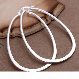 K 10 Pairs Mixed Style Women &#039 ;S 925 Silver Earring Gte60 ,High Grade Wholesale Fashion Hoop Huggie Sterling Silver Earrings