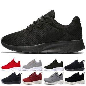 En Kaliteli 2018 Toptan Tanjun Sıcak Satış Londra Olimpiyat 1 .0 3 .0 Koşu Ayakkabıları Erkekler Kadınlar Renkli Rahat Mesh Koşu Boyutu EUR36