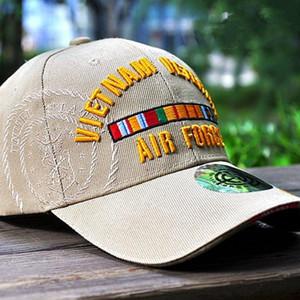 Best new VIETNAM VETERAN embroidery baseball cap men women 100%cotton hats outdoor fashion Shade caps Adjustable tactical hat