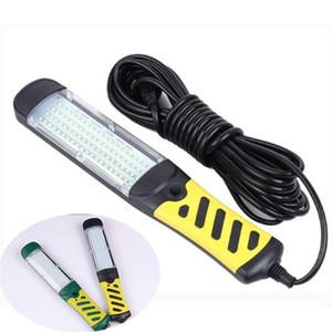 Portable Super bright Safety LED Emergency Work Light COB 80 LED Magnetic Car Inspection Repair Handheld Work Lamp Hangable