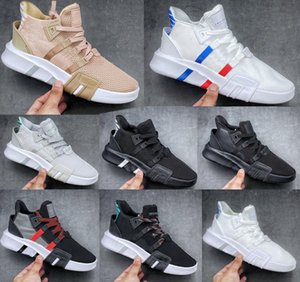 Wholesale EQT Support 93 17 niños Slipper Sandal Sandal Sandal Sneakers Plataforma Zapatos Hombres Baloncesto al aire libre Joo8272