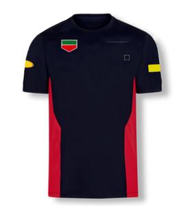 Yeni Sıcak satış yarış takım elbise erkek kısa kollu t-shirt açık off-road motosiklet lokomotif polo gömlek