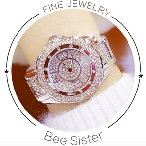 Ladies fashion high-end watches full drilled quartz watches women's gorgeous watches gifts