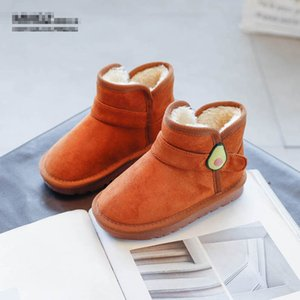 Kids snow boots Winter new 2020 girls boots keep warm boys boots kids shoes boys shoes girls shoes kids ankle boot children shoe B3000
