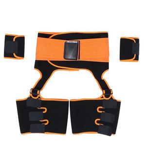 1 Set Waist Trimmer 3-In-1 Ultralight High Waist Lift Shaping Thigh Trimmer Body Shapers Trainer Postpartum Corset Shaper