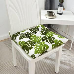 40 * 40 cm cuscino sedile sulla sedia cuscino del pavimento in cotone ufficio sedentario sedile sedile cuscino invernale sgabello pads morbido culo divano home decor EEF3497
