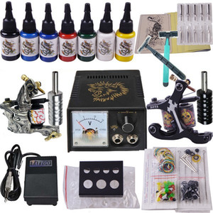 tattoo supplies cheap permanent makeup machine kit tattoo professional tattoo equipment china