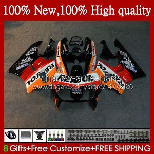 Corps de Honda CBR900 CBR893 CBR 900 893 RR REPSOL Orange CBR893RR 95HC.89 CBR 893RR 900RR CBR900RR 94 95 96 97 97 1994 1996 1996 1997 Catériel