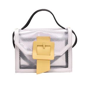 Designer-spring new handbag 2020 fashion hit color handbag Korean style shoulder bags messenger bag
