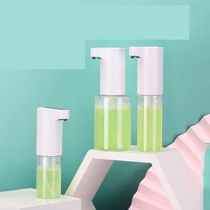 Distributeur automatique de savon à induction automatique Distributeur de savon infrarouge laveuse de savon étanche Distributeurs de savon en mousse Distributeur liquideBathroom GWD3463