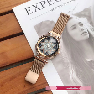High qualit fashion women watches 33mm flower dial Stainless Steel band Dress quartz watch for ladies girl best gift relojes mujer