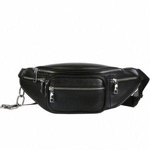 waist packs Sports outdoor bum Belt bag chain chest bag shoulder messenger men women fanny pack fashion purse secret stash Q2jX#