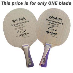 Yinhe EC11 EC-11 Carbon EC 11 Engineeredwood Off Table Tennis Blade for Pingpong Racket