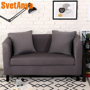 Svetanya solid color Sofa Cover L sectional Slipcovers1