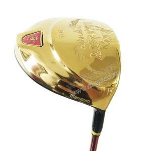 Neue Frauen Golfclubs Maruman Majesty Prestigio 9 Golffahrer 12.5 Clubs Fahrer L Golf Graphitschacht Freies Verschiffen