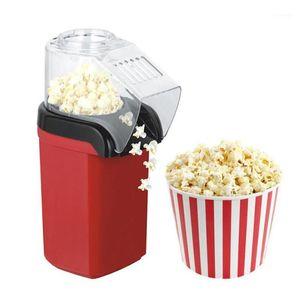 1200W Hogar Electric Popcorn Maker Machine Mini Mini Mini Maíz Natural Popcorn Uso Hogar para Niños Niños1