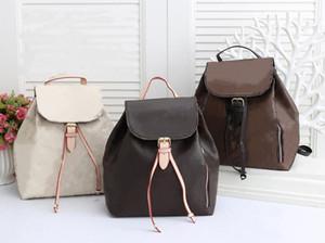 Sperone mochila luxurys designers sacos senhora genuína couro mochilas mulheres schoolbag fashion ombros bagers bolsa de telefone celular bolsa