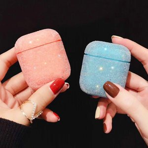 Luxury Diamonds Case For Airpod Pro Case Cute Candy Colors Girl Protective Cover Designer For Airpods Cases Girly Accessories Womens