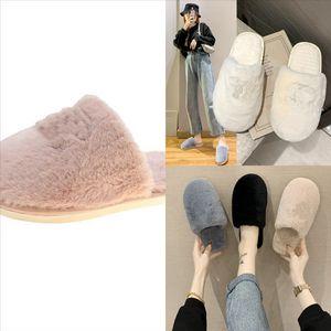 Pyals PKSAQ Kadın Kış Ev Terlik Kalp Bayanlar Peluş Terlik Terlik Kapalı Kürklü Terlik Sonbahar Sıcak Peluş Ayakkabı Sevimli Kabarık