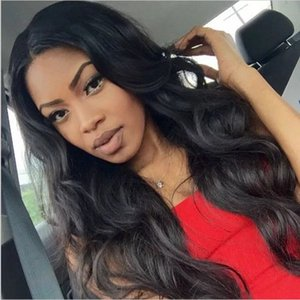 AAA Hot Sale Wig Female African Black Long Curly Hair Mid-point Foreign Trade European and American Fashion Headgear