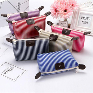 Women Multifunction Travel Cosmetic Bag Storage Bag Oxford Makeup Toiletry Waterproof Pouch Case Organizer Storage Box