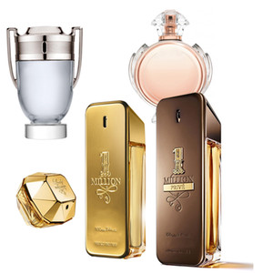Hohe qualität paco mann parfume 1 Mio. prive 100 ml 3.4 oz dame 80 ml würzig mit lang dauerhaft guter riechen perfekter duft