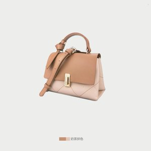 Genuine Leather Woman Crossbody Women Bag Handbag Oblique Package Messenger Luxury Shoulder For Hand Ladies Single New Designer Lrhkq