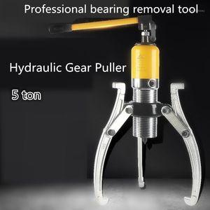 Hydraulic Gear Puller Wheel Bearing Puller 5ton Hydraulic Gear removal tool1