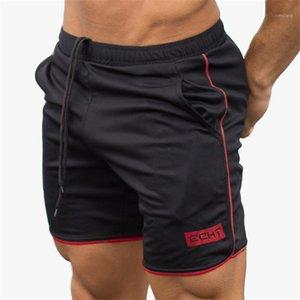 2019 лето бегающие шорты мужчины быстрые сухие фитнес бегагинг спортивные шорты фитнес тренажерный зал тренировки Crossfit Phatfants1