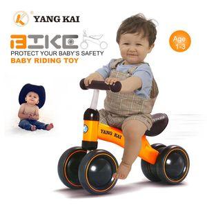 Crianças Três Roda Balança Bicicleta Crianças Scooter Baby Walker 1-3 Anos Triciclo Bicicleta Passeio em Brinquedos Presente Para Brinquedos De Bebê De Alta Qualidade