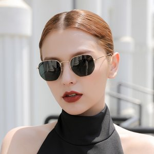 Tour polarisé pour hommes et femmes, lunettes de soleil unisexes avec revêtement UV 400, miroir de vue arrière, 2020