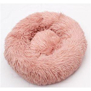 Pet Dog Bed Sofa Bed Comfortable Donut Cuddler Round Dog Kennel Ultra Soft Washable Dog And Cat Cushion B jllJPL yummy_shop