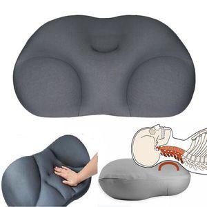 3D Neck Foam Airball Cuscino Micro Deep Sleep Addiction Addiction Testa di riposo Air Cuscino Pressione Sollievo Cuscini regalo Lavabile cuscino cuscino vtky2255