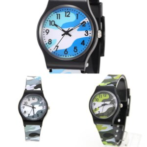 qbUqU  BP factory Wristwatch Childrenes Stainless Steel good Top mechanical man Movement Automatic Camouflage watch Men