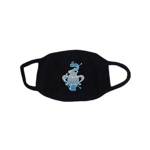 Constellation Fluorescent Mask Fashion Face Mask Cotton Reusable Face Masks Out Porta Sport Maschere da equitazione Designer Face Mask GWB3654