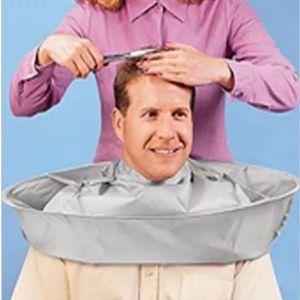 Cabello creativo BIB DIY Delantal Corte de pelo Capa de pelo Capa de peluquería Peluquería Estilistas Umbrella Cape Cut Cut Cut Cut Cutter Cleaning Protector