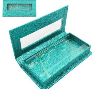 Pink Blue Gold Rouge En Gros Square Faux Cils Emballage De Faux De Faux 3D Mink Cils Boxes Faux Cils Magnetic Case BBYWKF BDESPORTS