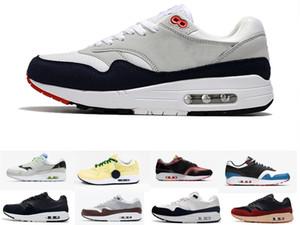 2020 max 87  1 Venda quente Novos Homens correndo Sapatos Almofada 97 KPU Plástico Sapatos de Treinamento Baratos Moda Atacado Tênis Ao Ar Livre EUA 7-11